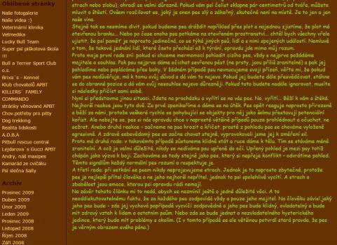 PSÍ STRÁNKY FALCO (Člověk a pes) 3752f21fdf5
